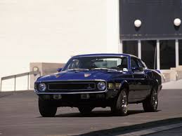 1970 shelby mustang ford mustang shelby gt350 1969 picture 1 of 2