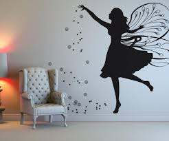 vinyl wall decal sticker fairy dust os dc259