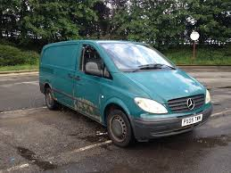 mercedes benz vito 109 cdi long panel van 2148 cc manual diesel
