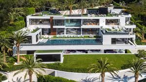 In The Home The Most Expensive Home In The U S 924 Bel Air Rd