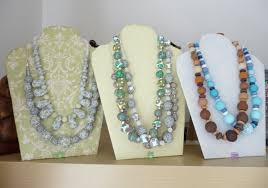 simple jewellery display templates georgia p designs