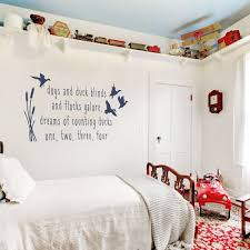 Nursery Quotes Wall Decals by Counting Ducks Wall Quote Decal
