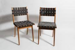 Vintage Oak Dining Chairs Mel Smilow Vintage Mel Smilow Strip Oak Dining Table With Two