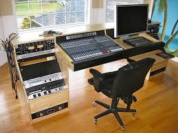 Music Studio Desk by Diy Recording Console Stand Google Search Studio Desk