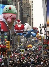 macy s thanksgiving parade brings to new york