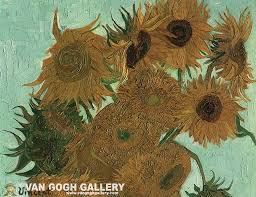 sunflower wallpapers van gogh sunflowers wallpaper sunflowers desktop wallpaper van