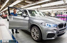 Bmw X5 2014 - 2014 bmw x5 production begins at spartanburg plant