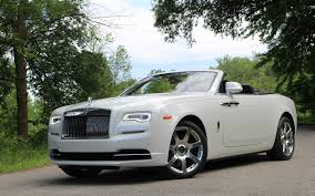 roll royce phantom 2017 2017 rolls royce dawn ultimate top down motoring the car guide