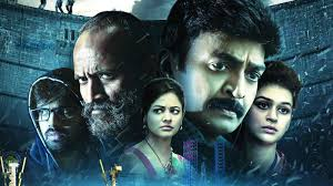 psv garudavega movie review rajasekhar gets new lease of life