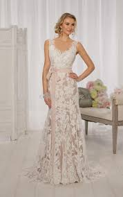 pink lace wedding dress pink lace wedding dresses naf dresses