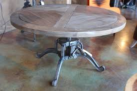 appealing unique table bases furniture living room artistry