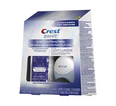 crest 3d white whitestrips with light review 3d white whitestrips with light 10 units crest whitening