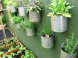 recycled gardening ideas ewa in the garden recycled metal garden
