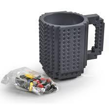 creative mugs new fashion creative drinkware building blocks mugs diy coffee cup