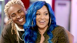 lyrica anderson and chris brown a1 and lyrica get married love u0026 hip hop hollywood vh1