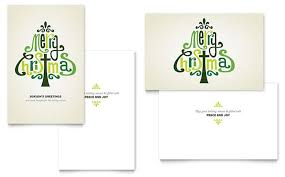 indesign template greeting card indesign christmas template best template idea