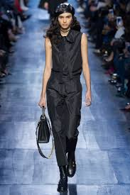 Brandname News Collections Fashion Shows by Denim Returns In Dior U0027s Fall 2017 Ready To Wear Collection