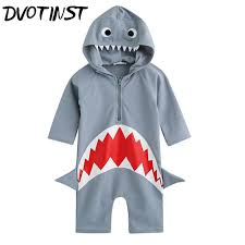 Infant Shark Halloween Costume Cheap Baby Boy Swimming Costume Aliexpress
