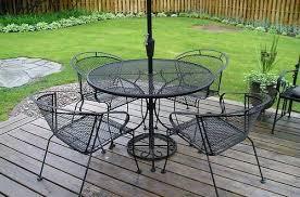 getting iron patio furniture goodworksfurniture