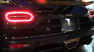 koenigsegg hundra key koenigsegg agera s hundra driving on the road in monaco rev and