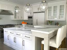 breakfast bar kitchen islands raised breakfast bar design ideas