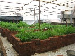 Kitchen Garden Design Ideas Lawn U0026 Garden Backyard Patio Terraced Garden Design Ideas With