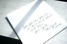 wedding invitations how to address wedding invitation address etiquette ryanbradley co