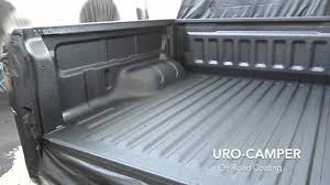 Rhino Bed Liner Cost Rhino Liner Ford Ranger Uro Camper Youtube
