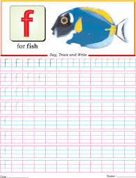 small letter f practice worksheet download free small letter f