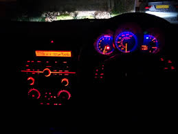 mazda interior 2010 what are your favourite car interiors at night cars