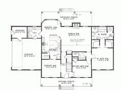 federal style house plans federal house plans house plan