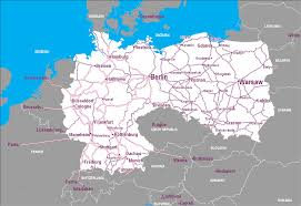 Map Of Germany And Poland by Poland Map Gif Images
