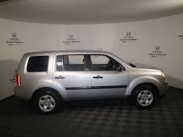 2015 used honda pilot 4wd 4dr lx at honda of danbury serving