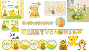 lion king baby shower supplies lion king baby shower ideas 15 ways to hold a legendary baby