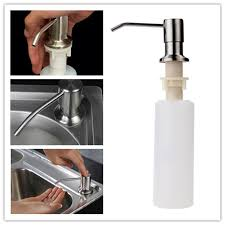 Soap Dispensers For Kitchen Sink by Popular Pump Soap Dispenser Kitchen Buy Cheap Pump Soap Dispenser