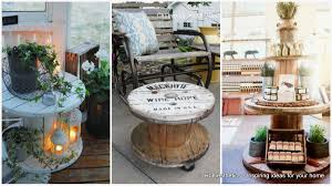 16 beautiful and adaptable spool table designs homesthetics