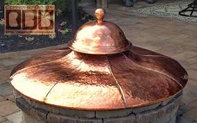 Copper Firepits Cbd S Der Merwe Vented Pit Cover Page Grovegroove