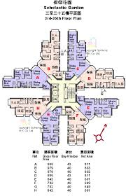 Garden Floor Plan Floor Plan Of Scholastic Garden Gohome Com Hk