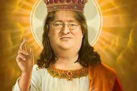 Gabe Newell Memes - create meme monk with gabe newell pictures meme arsenal com