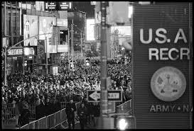 how the nypd secures times square on new year u0027s eve