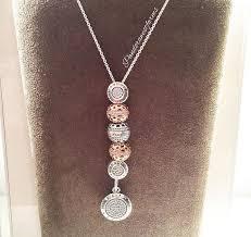 pandora necklace with charm images Pandora memorable gift ideas pinterest pandora necklace jpg