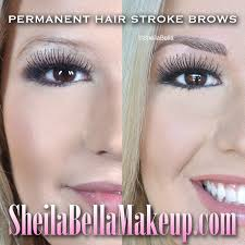 professional permanent makeup million dollar brows 365 days a year