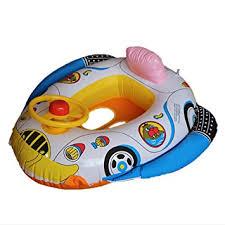 bouée siège pour bébé cadillaps bateau flottant au volant bouée siège gonflable pvc