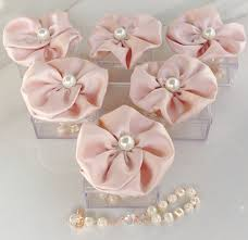 baptism favor boxes 25pcs blush pink favors wedding baptism favor box with