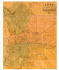 Map Of Syracuse New York by That Laboratory Of Abolitionism Libel And Treason U201d Syracuse And