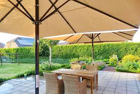 Largest Patio Umbrella Large Outdoor Patio Umbrellas By Uhlmann Umbrellas