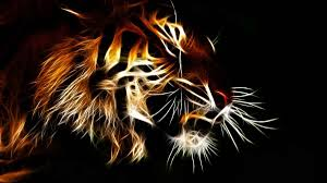 get your eye of the tiger on with these ferocious wallpapers