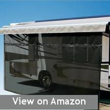 Trailer Awning Fabric Replacement Rv Awning Replacement Fabric 2017 Buyer U0027s Gude And Review