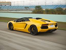 lamborghini aventador lp 400 lamborghini aventador lp700 4 roadster acceleration times