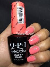 Opi New Orleans Opi Gelcolor Pinterest Opi Makeup And Gel Color